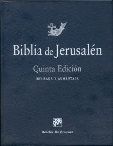 BIBLIA DE JERUSALEN MANUAL MODELO 0