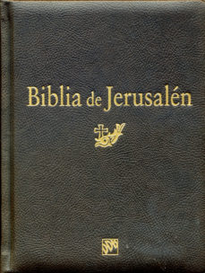 BIBLIA DE JERUSALEN MANUAL MODELO 2